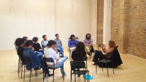 Workshop Chiara Agnello - Seminario Casting